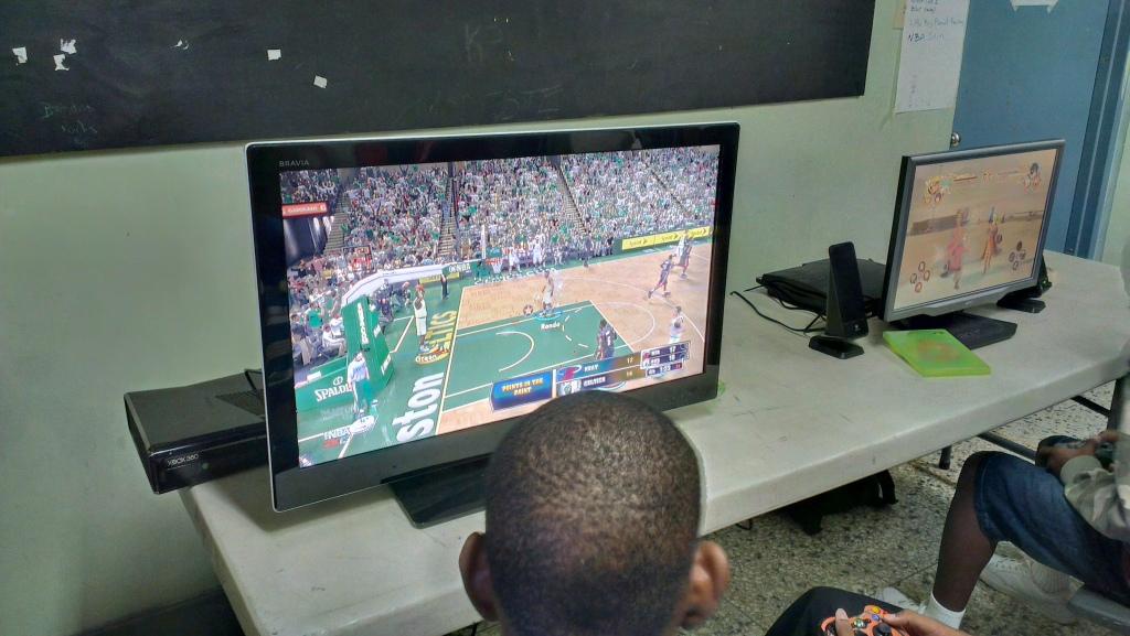 Running that NBA 2K13
