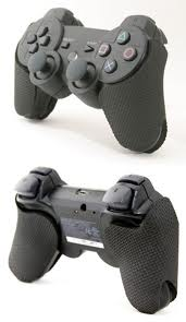 These puppies are great at first. Then after 5 months they start to roll off after some BF3 rage. Don't talk about the MW3 rage. They slide right off. If you buy these you will need super glue. Literally.