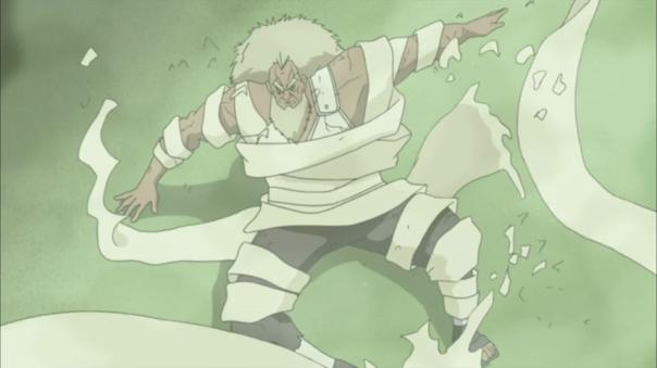 Sorry Naruto not even your Rasen Shurikin can stop him.