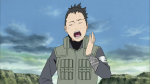 Yeah totally agree with you Shikamaru