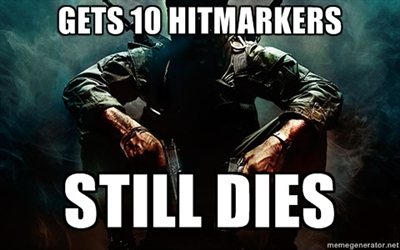 hit markers