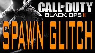 spawn glitch