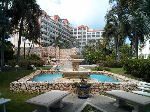 Sonesta Maho Beach Resort. Beautiful place for gaming!