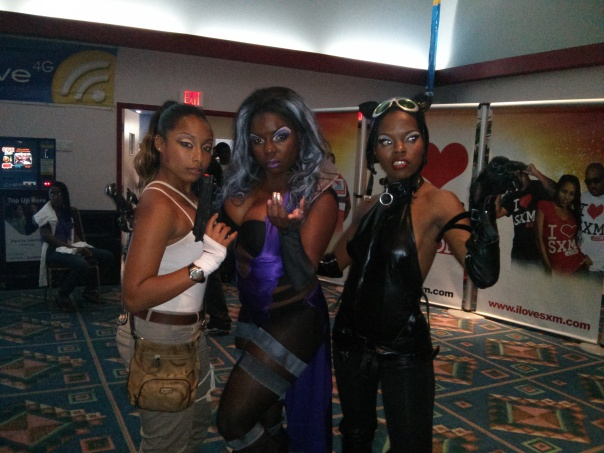 We have Lara Croft for Tomb Raider, Shiva for Mortal Kombat and Cat Woman from Injustice