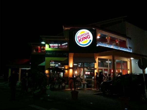 I love me some Burger King
