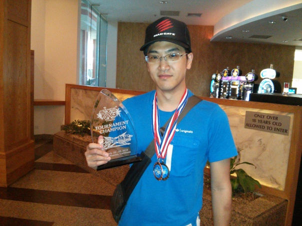 Winner of the Street Fighter X Tekken Tournament