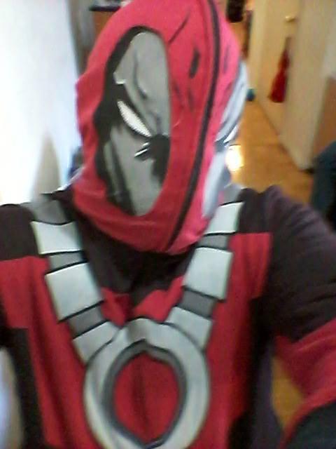Deadpool like a Boss...
