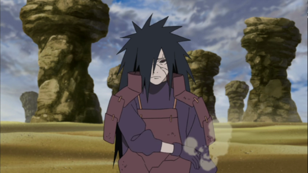 That's right. Dust it off Madara.