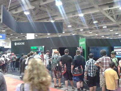 All is peaceful in the Xbox One line. I guess all the raging adolescent fanboys jump ship over to Sony leaving the real mature fans behind.