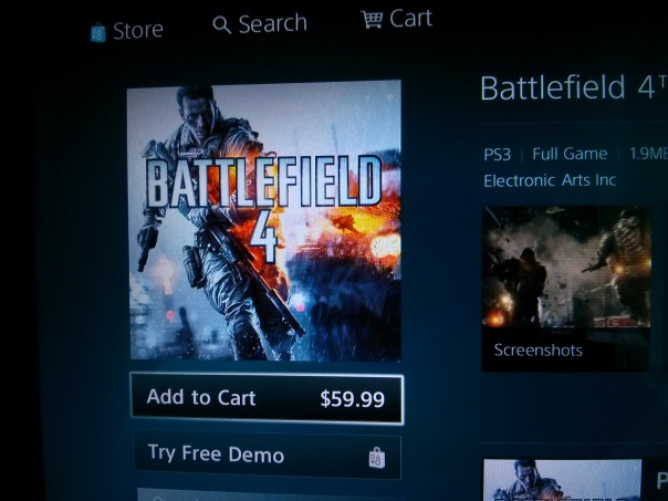 The option to try a free demo will be available. If you have the Premium access, Pre Ordered BF4 or even have a copy of Medal of Honor Warfighter it will activate the download.
