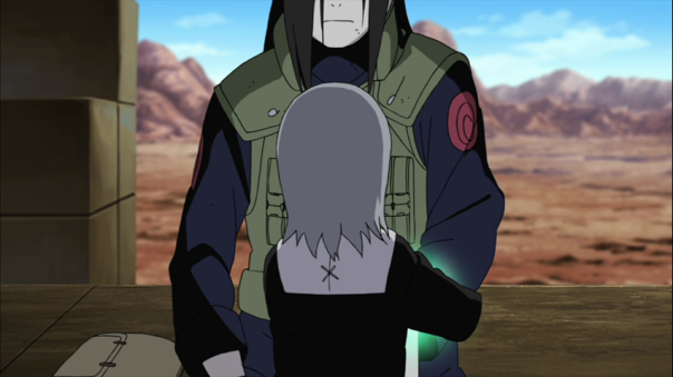 Almost like Orochimaru was destined to be his master...