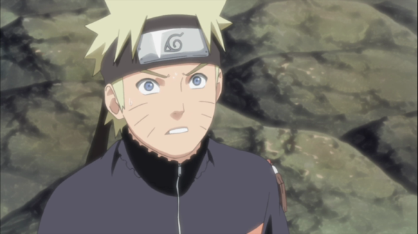 Just to remind everyone this is Naruto. I know lately we haven't seen him.