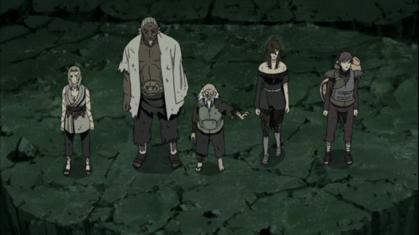 Kages Assemble! Our last stand!