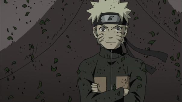 All Naruto hear is whah whah whah blah blah destroy....