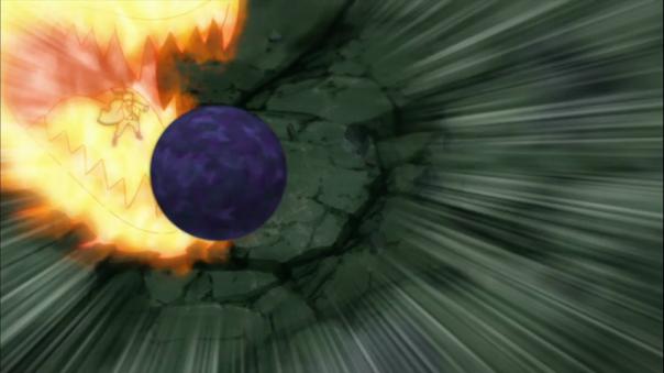 Plan 3: Tail Beast Bomb send him to alternate plane
