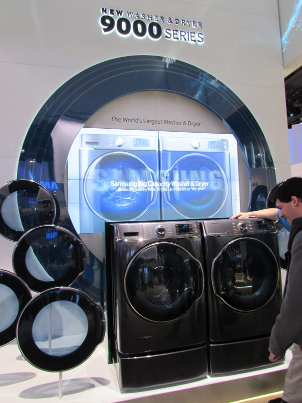 The next big thing in washer and dryers.