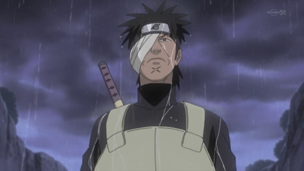 Peace. Hmph There can be no peace. My douche bag jutsu will prevent peace!