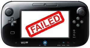 Wii-U-Failed