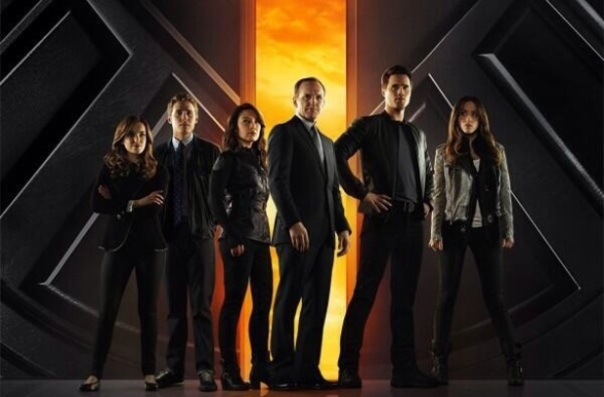 Marvel Agents of Shield. A great show with a not so great cast but hey it got Agent Phil Coulson. Yeah that is about it right there...