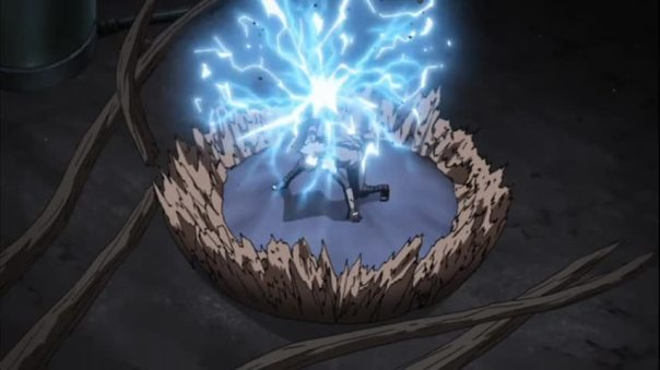 You think this is a game! This is CHIDORI!!!