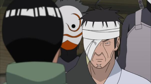 Guy: Pimp Daddy Danzo can I join your ANBU Ops? Pimp Daddy Danzo: You lack Darkness. Go back to eating dumplings.