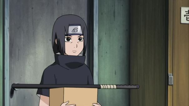 Yes. The youngest member of  the ANBU Team.
