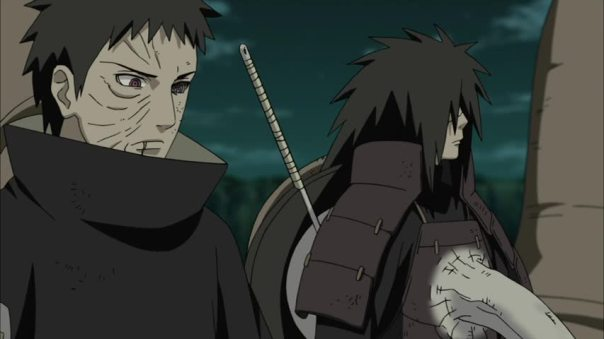 You know I OWN you right now Madara...