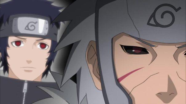 Kagami the Uchiha that gain the respect of Tobi-flipping-rama