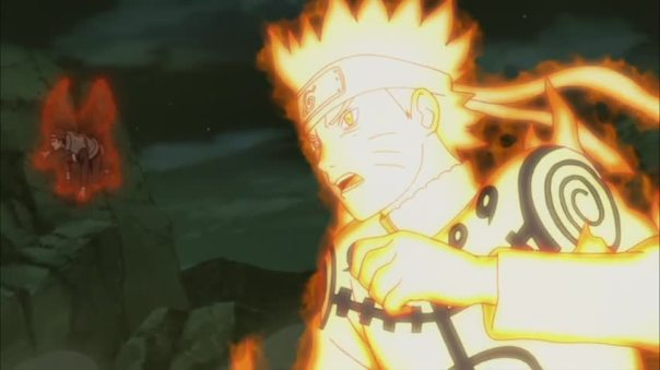 This boy named Naruto. He mean no one else will die.