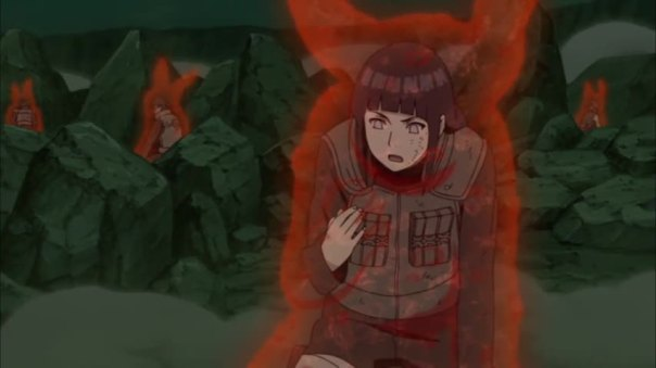 EPIC! Y'all lucky Hinata on the battlefield. That boy Naruto survived the Cataclysm