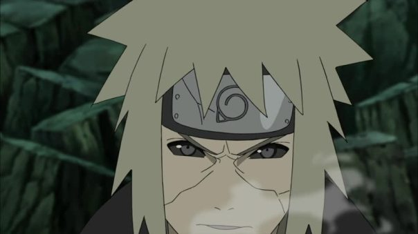 Minato like smoke that weed....