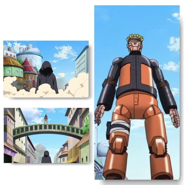 Mecha Naruto!!