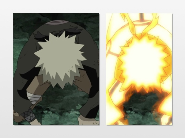 Yeah Naruto ain't playing now!