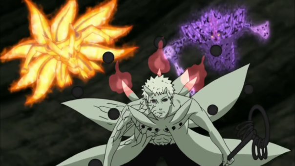 Watch Obito run! Real Tool behind ya brother!!