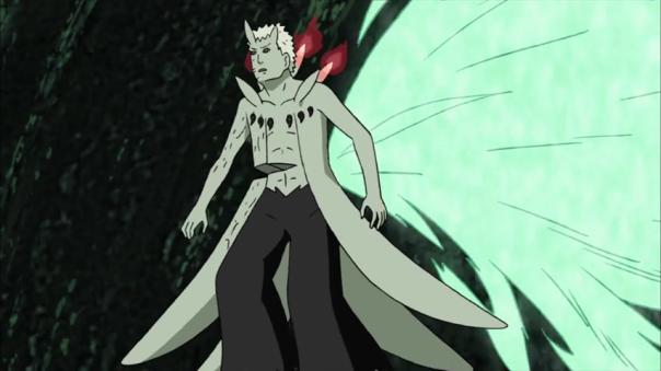Oh Yeah...The Mighty Morphin Power Rangers Naruto and Sasuke just cut me open...sad