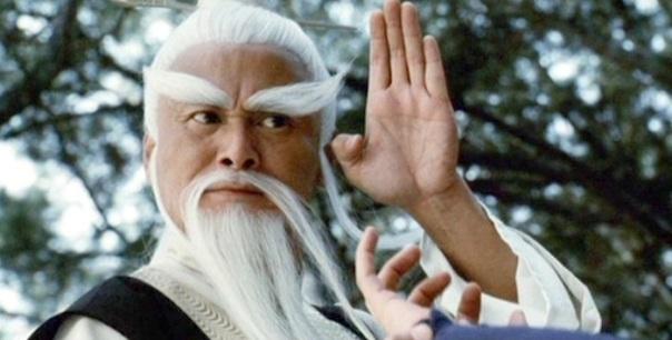 I will teach you Kung Fu!!