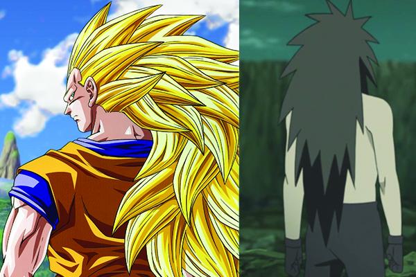 Goku Madara
